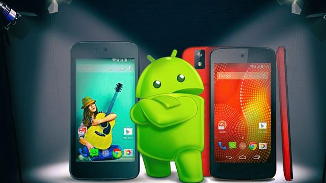 Android One ile 50 Dolara Android Telefon Devri