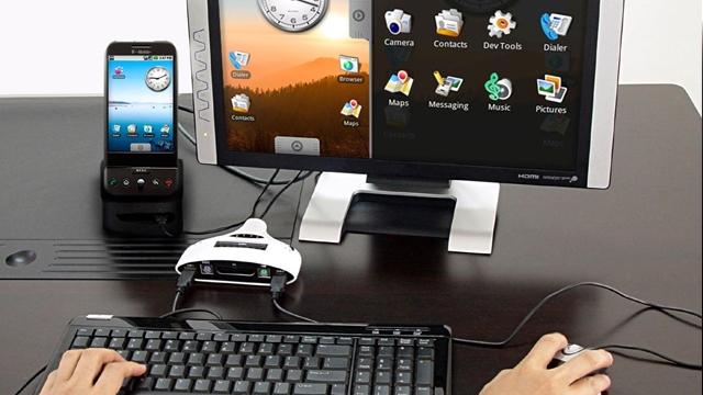 Android PC'lere İşletim Sistemi Olarak Geliyor
