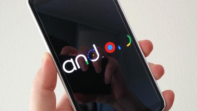 Android 6.0 Marshmallow Şimdiye Kadar Tasarlanan En Güzel Yükleme Ekranına sahip