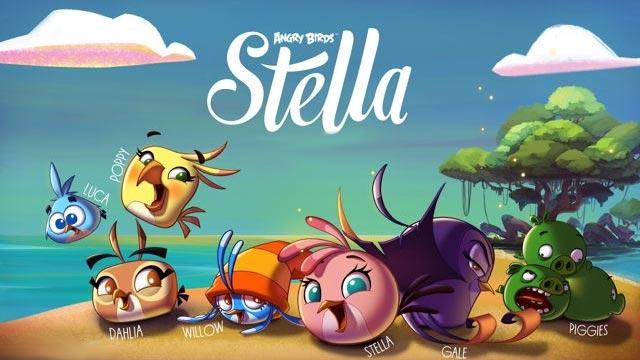 Angry Birds Stella POP! Rovio'yu Nasıl Kurtardı?