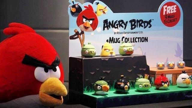 Angry Birds Büyük Zarar Etti ve Umudunu Stella'ya Bağladı