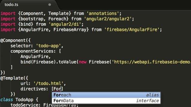 Angular 2 Framework Üzerinde Microsoft ve Google Ortaklığı Gerçekleşti
