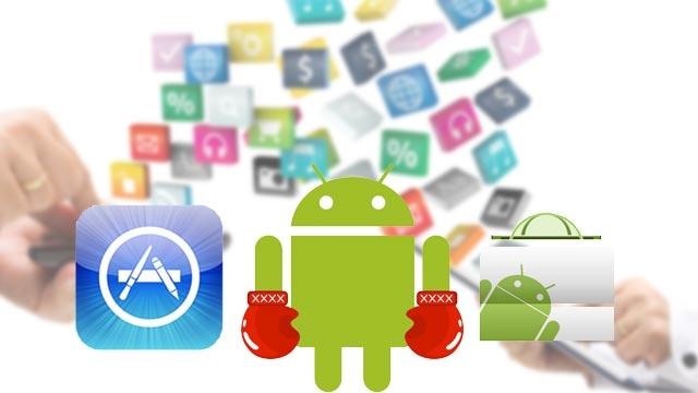 Google Play Store ve Apple Store Arasındaki Savaşın Tarihi ve Son Durum