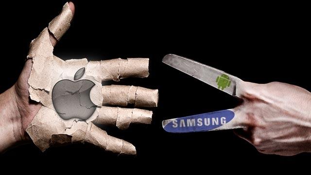 iPhone mu Yoksa Android mi Tartışması Kanlı Bitti
