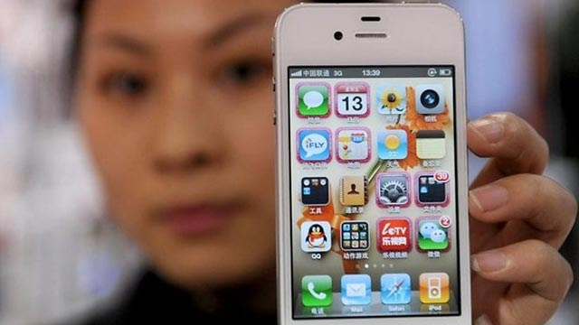 Çin iPhone Satışında ABD'yi Geçti