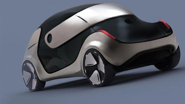 Apple'ın Elektrikli Araba Tasarımı Sızdırıldı: Aracın Adı iMove Olabilir