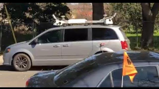 Apple'ın Elektrikli Arabası Görüntülendi (mi?)