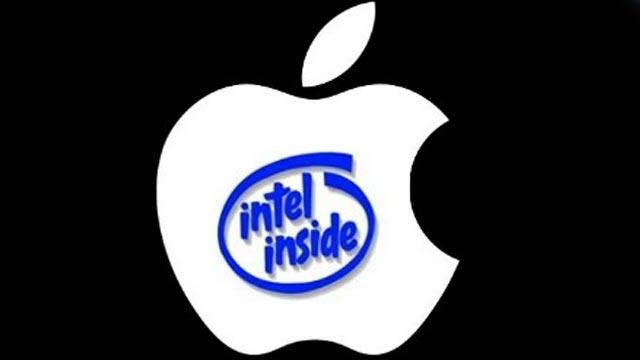 2016'da iPhone'lar Intel ile Gelecekler