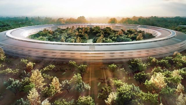 Apple'ın Yeni Kampüsünde Ayaklanma Çıktı