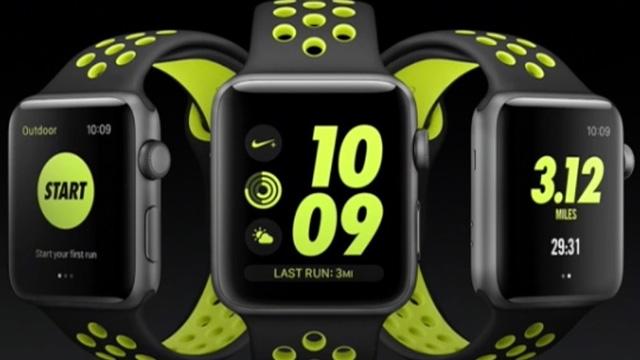 Apple Watch Nike+ Modeli Saatler Piyasaya Çıktı