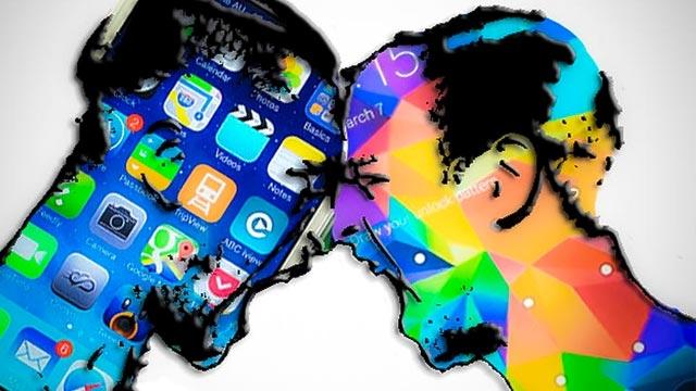 Apple Sonunda Samsung'u Liderlik Koltuğundan İndirdi