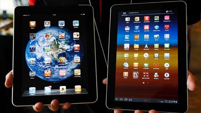 Apple ve Samsung Tabletler Sıradan Markalara Yenik Düştüler