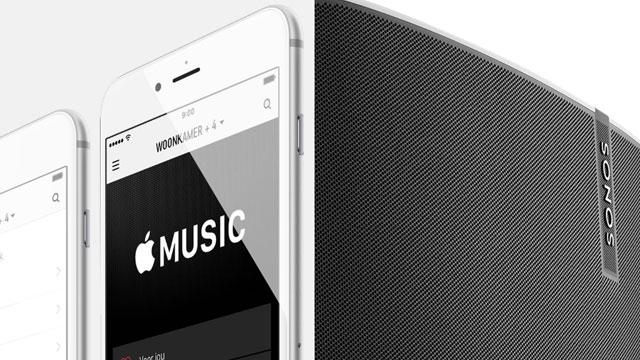 Apple İnternette ve Mağazalarında Sonos Hoparlör Satışına Başladı