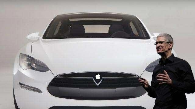 Apple'ın Elektrikli Otomobili Doğrulandı: 2020'de Geliyor
