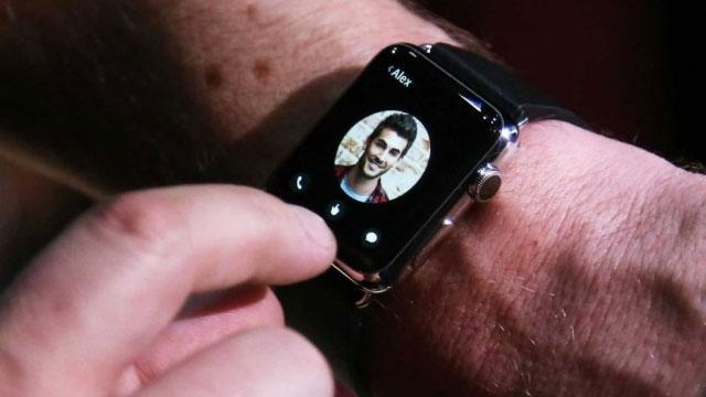 Apple Watch Uygulamaları 3.500'e Ulaştı