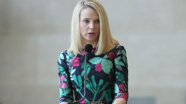 Marissa Mayer Yahoo'dan Ayrıldığı İçin 186 Milyon Dolar Daha Alıyor