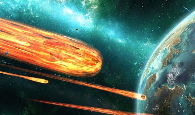 Bilim İnsanlarından Çılgın Plan, Yaklaşan Asteroide Nükleer Saldırı