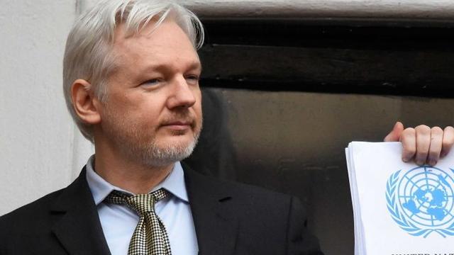 WikiLeaks Teknolojinin Devleri ile Beraber CIA'e Karşı Savaşacak