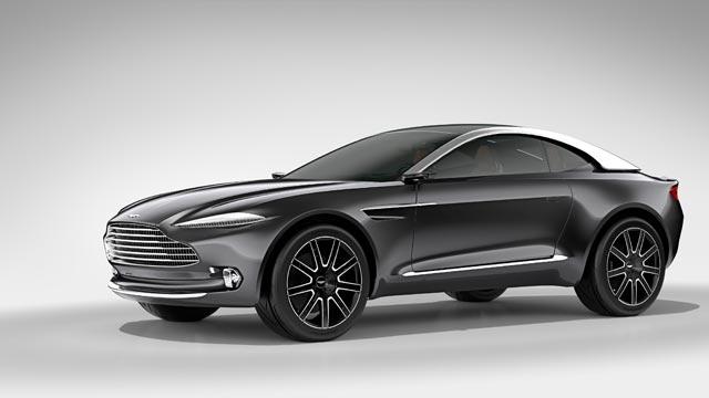 Aston Martin'in Yeni Elektrikli Modeli Akılları Baştan Alıyor