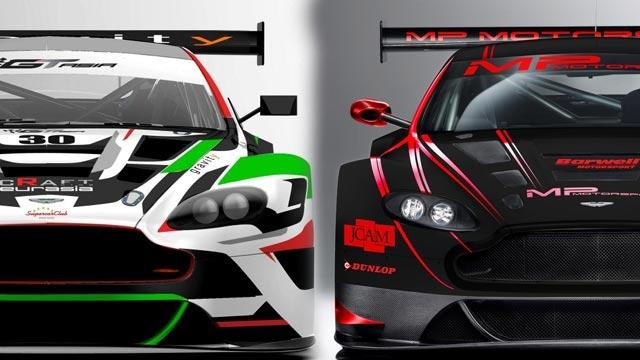 Aston Martin Vantage GT3 Özellikleri ve Videosu