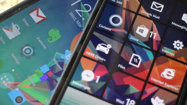 Asus'a Göre Windows 10'un Android Karşısında Fazla Şansı Yok