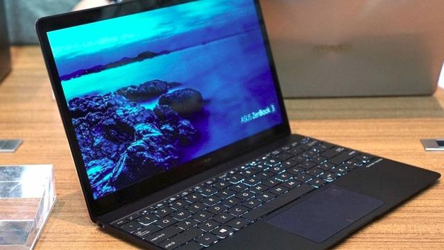 Asus Zenbook 3 Tanıtıldı, İşte Teknik Özellikleri ve Fiyatı