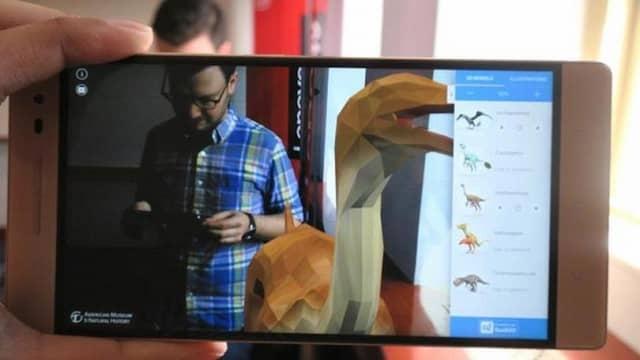 Asus, AR ve VR Destekleyen Akıllı Telefonu Zenfone AR'ı Tanıttı