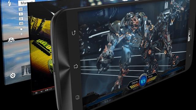 Asus Yeni ZenFone 2 Laser Akıllı Telefonunu İlk Türkiye'de Tanıttı