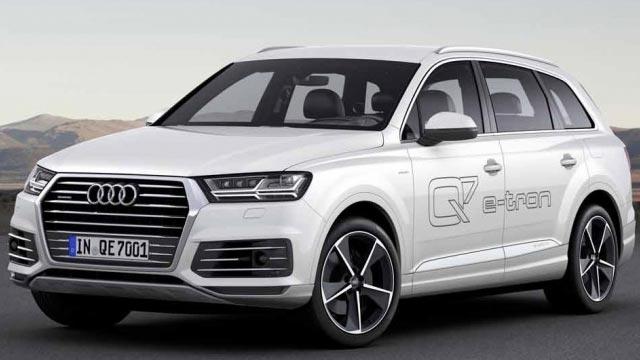 Audi Elektrikli Araba Yarışında Tesla'yı Ezmek İstiyor