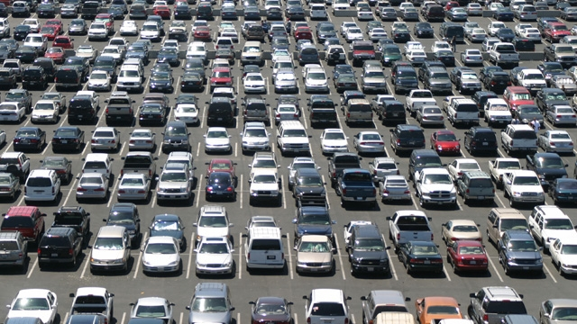 Araç Plaka Tanıma Sistemi Tüm AVM'lerde Hizmete Girecek