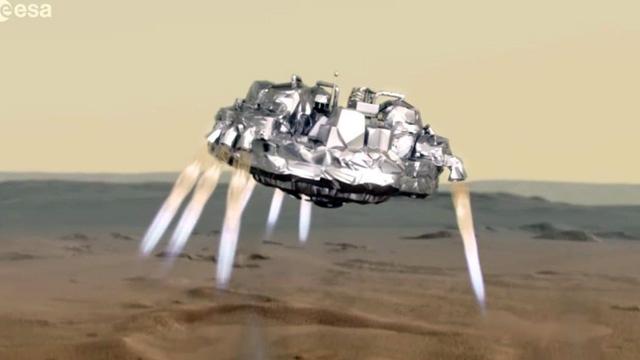 Avrupa Uzay Kurumu Marsta Robotunu Kaybetti