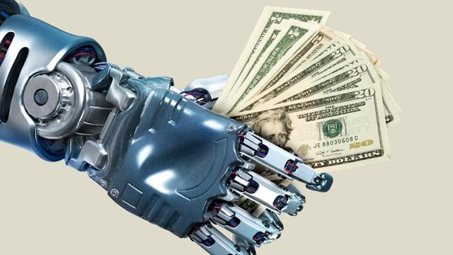 Bankalar Artık Robotlarlara Çalışabilecekler!