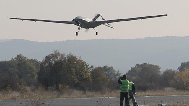 Türkiye'nin İlk Milli Silahlı İnsansız Hava Aracı Sınır Ötesinde Göreve Başladı