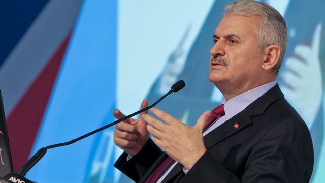 Başbakan Binali Yıldırım Bilişim Zirvesi'nde 5G ve Siber Güvenlik Planlarını Anlattı