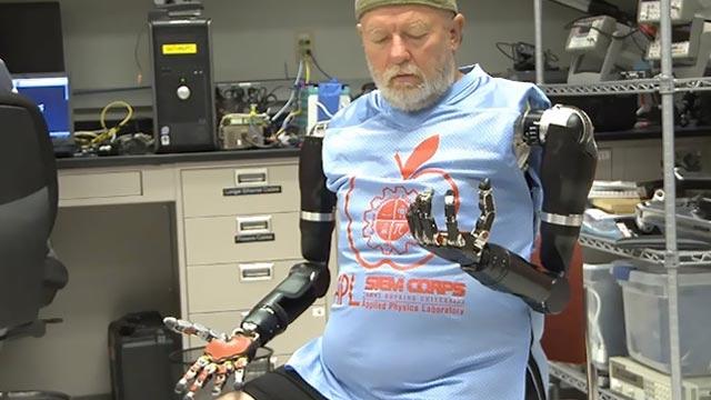 Cyborg Organlarda Bir Devrim Gerçekleşti