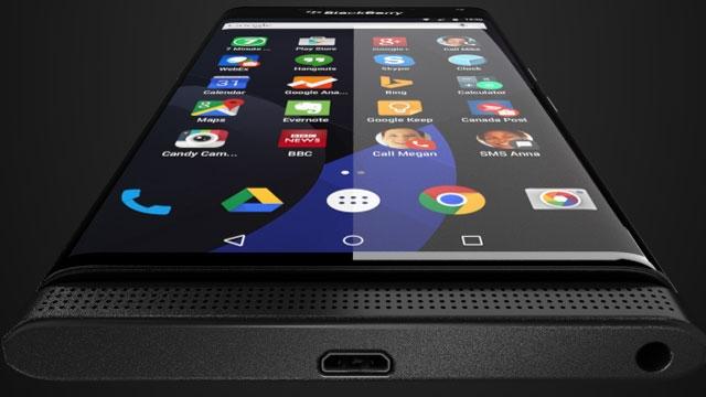 BlackBerry Venice Klavyeli Android Cihazın Görüntüleri ve Videosu Sızdırıldı
