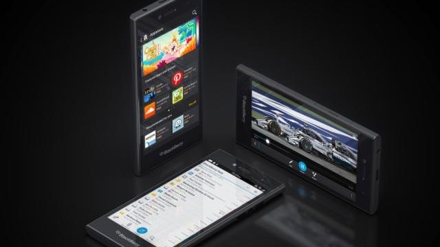 Blackberry Yeni Ekranıyla 4G Telefonlara Meydan Okuyor