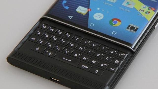 BlackBerry Mercury, CES 2017'den Önce Bir Tanıtım Videosu Yayınladı