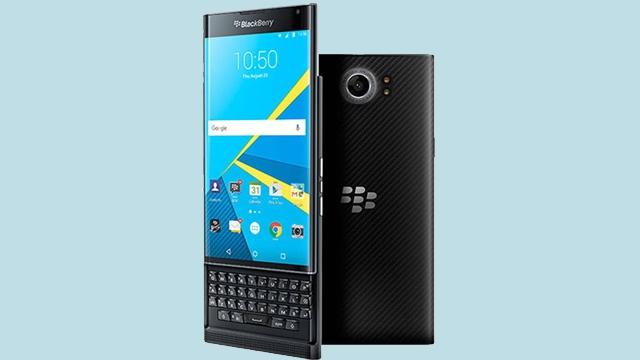 BlackBerry Priv Ön Siparişe Açıldı Ancak Bir Süre Sonra Bu Seçenek Kaldırıldı