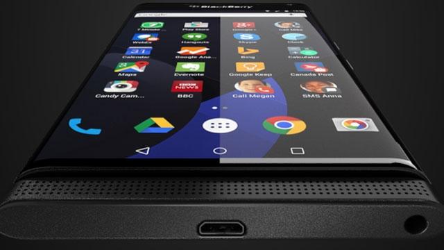 BlackBerry'nin Android Telefonu Venice İnternete Sızdırıldı