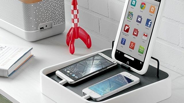 Bluelonge Sanctuary4 Şimşek Hızıyla iPad ve iPhone Şarj Ediyor