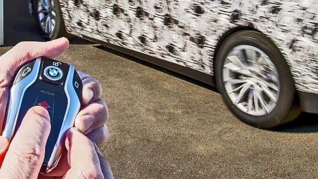 BMW'nin Yeni 7 Serisi ve Akıllara Durgunluk Veren Özellikleri Tanıtıldı