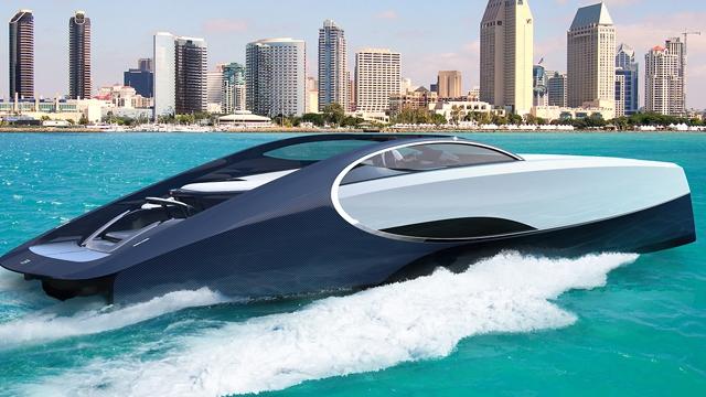 Bugatti'nin 2.2 Milyon Dolarlık Yatı İnsanı Çok Üzebilir