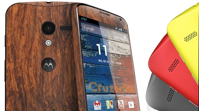Motorola'nın 4 Yeni Telefonu Aynı Anda İnternete Sızdırıldı