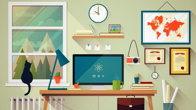 Bilgisayar Çalışma Alanınızı İyileştirmek İçin Küçük Çözümler