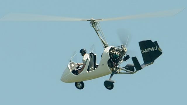 Tek Kişilik Havacılık Merakı 9 Yıl Hapisle Sonuçlanabilir