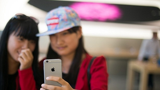 Çapkın Çinli Kız iPhone Sayesinde Ev Sahibi Oldu
