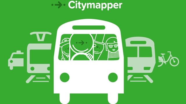 Citymapper Uygulaması, Artık Yolculuk Ücretini de Hesaplayabiliyor