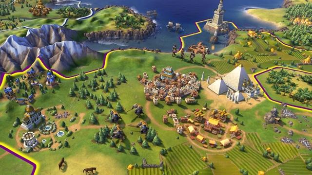 Civilization 6 Kendi Kulvarında Bir Rekora İmza Attı