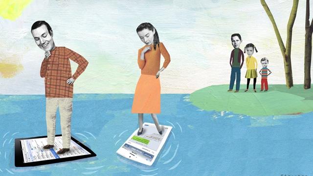Çocukların Akıllı Telefonlarını Ellerinden Alırsanız Bakın Neler Oluyor!